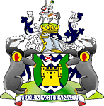 County Fermanagh Crest - By Lozleader - Own work%2C Public Domain%2C https%3A%2F%2Fcommons.wikimedia.org%2Fw%2Findex.php%3Fcurid%3D4752875